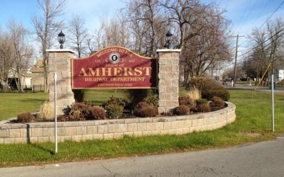 E-waste drop-off site for Amherst NY residents