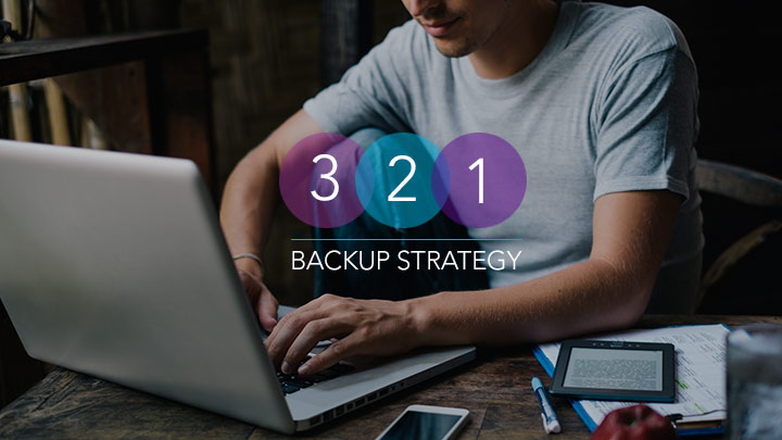Backup Strategies: Why the 3-2-1 Backup Strategy is the Best