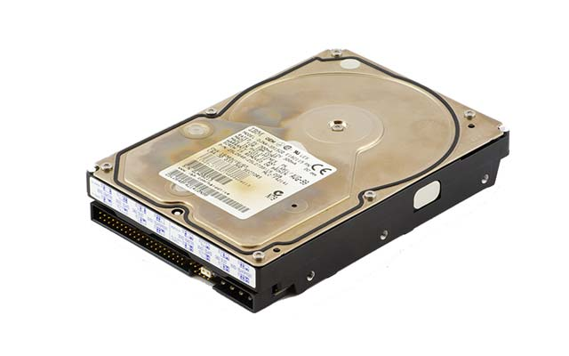 How to destroy the contents of a hard drive before recycling