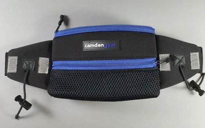 Running storage belt review