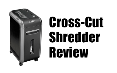 Review of Fellowes PowerShred 99Ci Shredder
