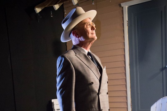 Photo Editing – Dave Lundy as Harry Truman