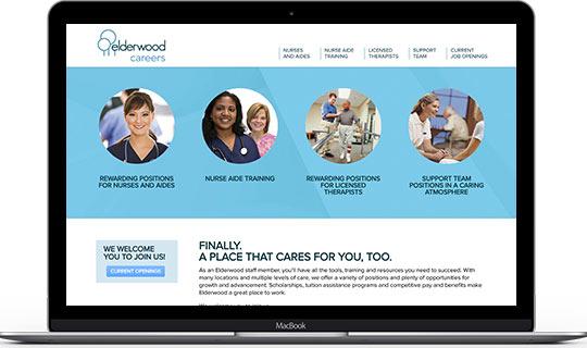 Website: Elderwood Careers