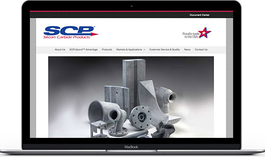 Website: Silicon Carbide Products