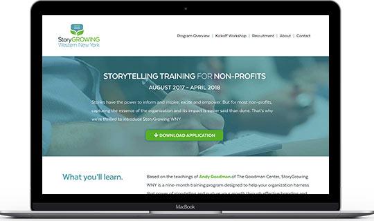 Website: StorygrowingWNY.org
